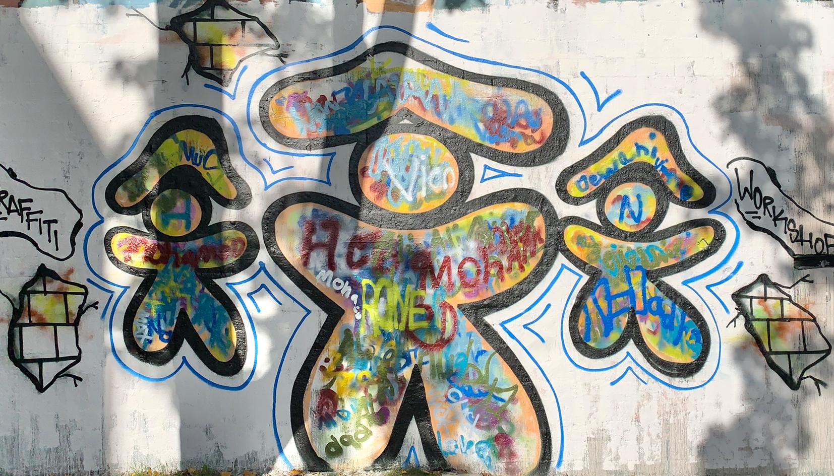 Grafitti_für_Karussell